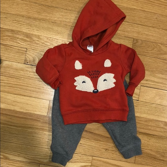 Carters toddler boy outfit